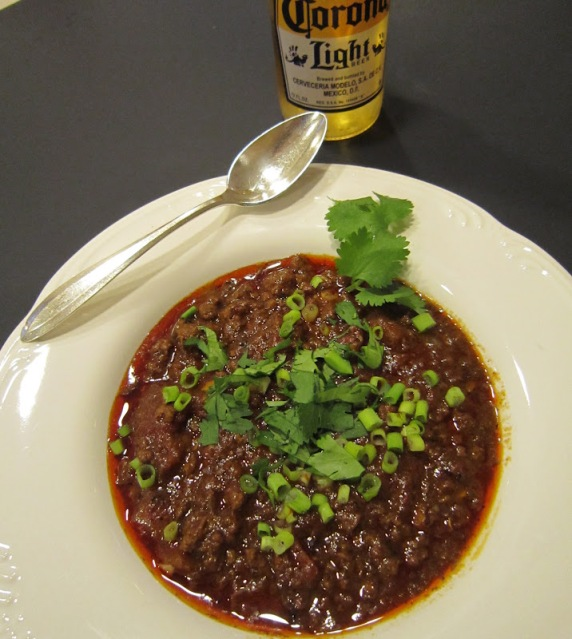 Whole30 Paleo Chili