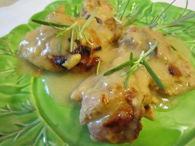 Yum Yum Chicken Thighs - Paleo