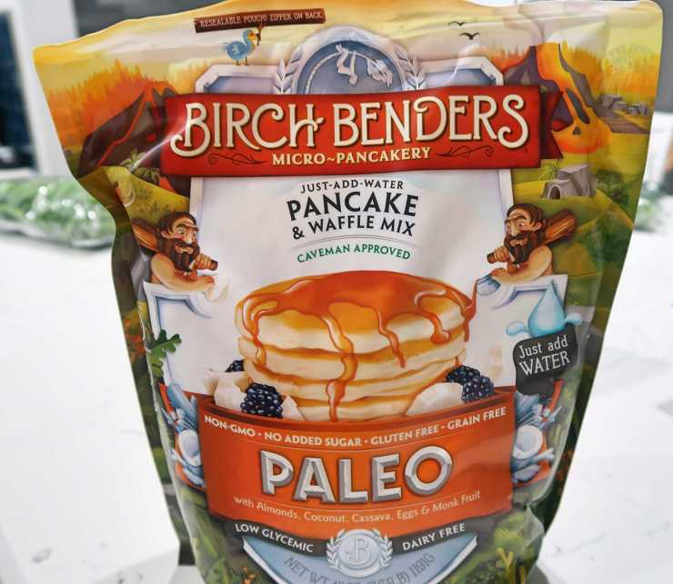 Birch Benders Paleo Pancake Mix Costco