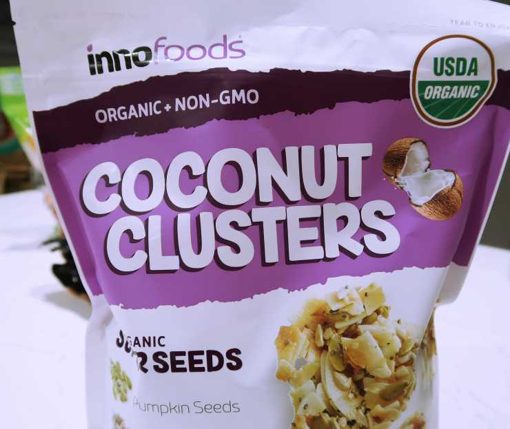 Innofoods Coconut Clusters