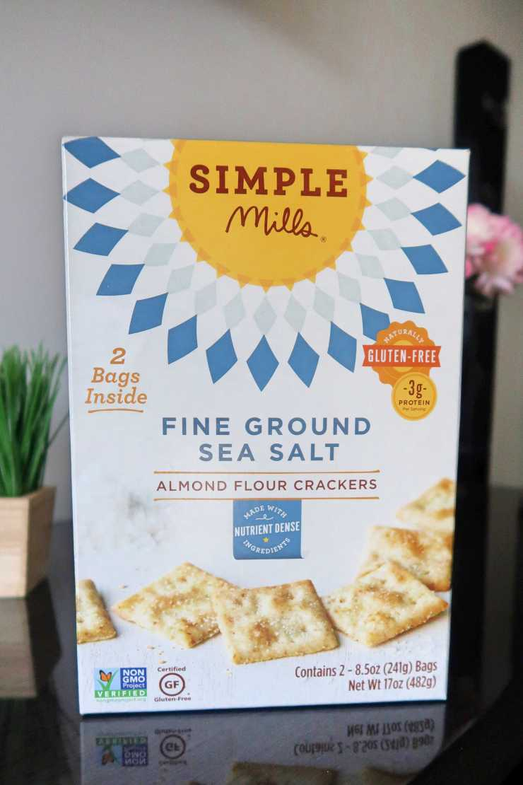Costco Simple Mills Crackers 2 pk 8.99 5-19-19